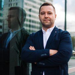 Tomasz Rudnik, autor szkolenia Zaplanuj Mi Karierę